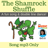 "St. Patrick's Day Song  ""Shamrock Shuffle"" Line Dance  Song mp3"