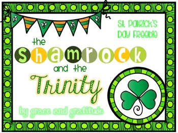 The Shamrock and the Trinity Freebie