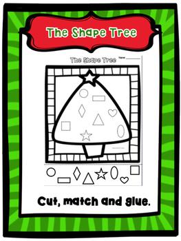 The Shape Tree - Cut, Match and Glue