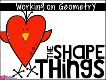 The Shape of Things {A Geometry Center}