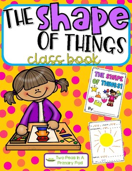 The Shape of Things Class book