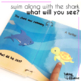 The Shark Was Swimming Ocean Animals Bundle