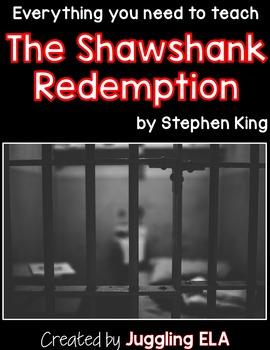 is shawshank redemption a book