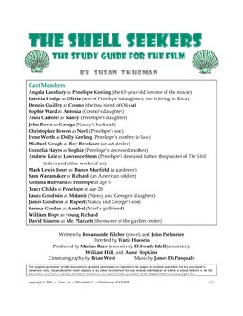 The Shell Seekers: The Study Guide for the Film (14 Pages, Answer Key Inc., $10)