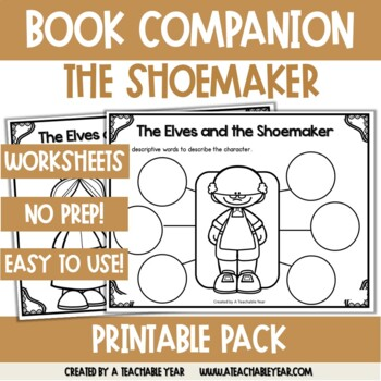 The Shoemaker and the Elves-Book Companion