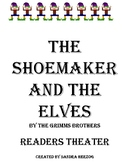 The Shoemaker and the Elves - a Script for 1st, 2nd or 3rd Graders -