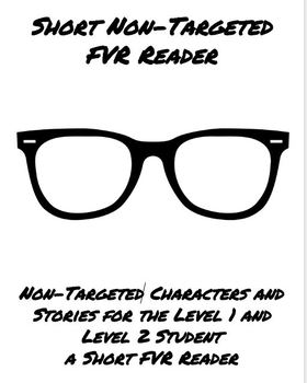 The Short Non-Targeted FVR Reader (with native speaker audio)
