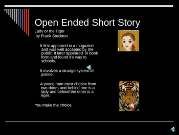 The Short Story-an exciting Quick Peek