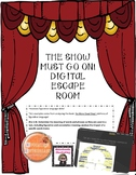 The Show Must Go On! Figurative Language Digital Escape