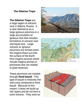 The Siberian Traps