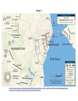 The Siege of Yorktown - What would you do?