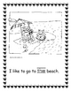 """""""The"""" Sight Word Coloring Book for Kindergarten"""