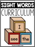 The Sight Word Curriculum | 3,500 GOOGLE™ READY SLIDES | D