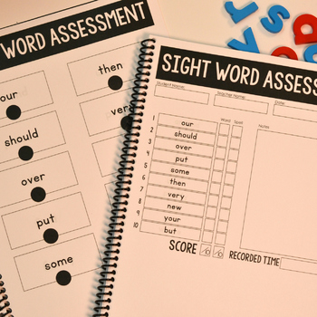 The Sight Word Kit