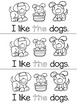 The Sight Word Practice Book