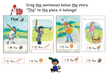 "The Sight Word ""THE"""