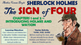 The Sign of Four - Holmes and Watson!
