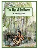 The Sign of the Beaver Novel Teaching Guide