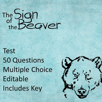 Sign of the Beaver Book Test