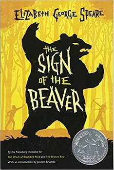 The Sign of the Beaver Vocabulary List