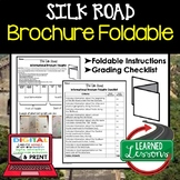 The Silk Road Activity, The Silk Road Foldable