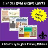 The Silk Road Anchor Charts