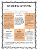 The Silk Road Choice Board