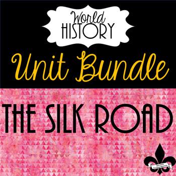 The Silk Road--Enrichment and Engagement Bundle