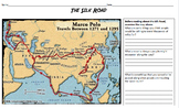 The Silk Road of Ancient China