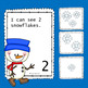 The Silly Snowman ~ Interactive Counting Book