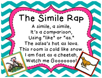 The Simile Rap