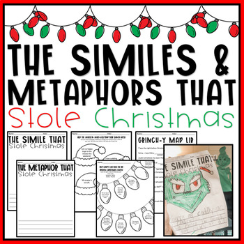 The Similes and Metaphors that Stole Christmas