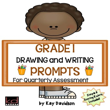 Drawing and Writing Prompts for Grade 1