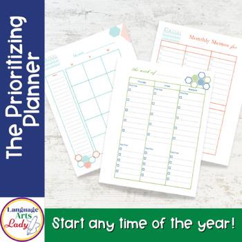 The Prioritizing Planner