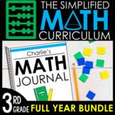 The Simplified Math Curriculum | 3rd Grade | GROWING BUNDL