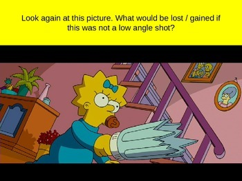 The Simpsons - Camera Angles
