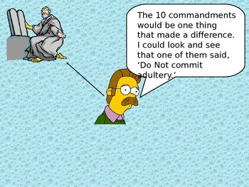 The Simpsons guide to Christianity