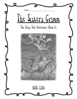 The Sisters Grimm Guided Reading Book Club