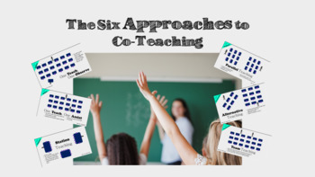 The Six Approaches to Co-teaching