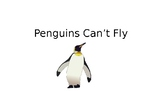 StoryTellers Six Elements of the Story: Penguins Can't Fly