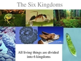 The Six Kingdoms of Life