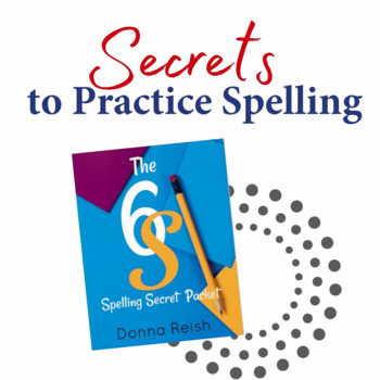 The Six S Spelling Secret Packet