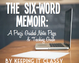 The Six-Word Memoir:  A Prezi, Guided Notes Page, and Teaching Guide