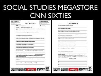 The Sixties CNN Ep. 1-10 Bundle