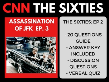 The Sixties CNN Ep. 3 The Assassination of JFK