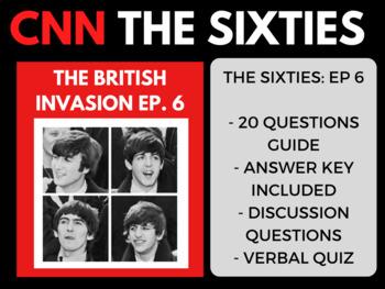 The Sixties CNN Ep. 6 The British Invasion
