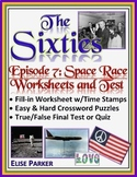 The Sixties Episode 7 Worksheets, Puzzles, and Test
