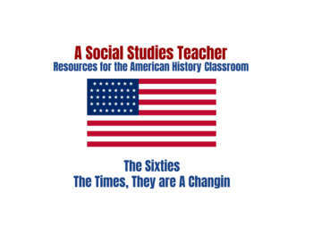 """The Sixties S01 E09  """"The Times They Are A Changin"""" Questions and Answer Key"""