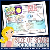 The Size of Space, Scale of the Solar System & Planets - A