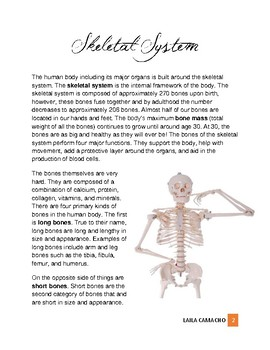 Physiology: The Skeletal System